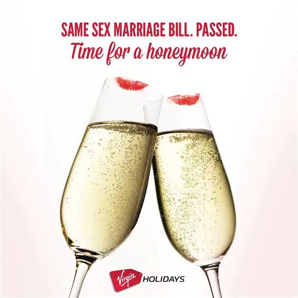 virgin holidays ad